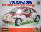 KIT NEW BEETLE FLOWER POWER SCALA 1:18 BBURAGO ITALY