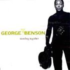 GEORGE BENSON Standing Together CD European Grp 1998 10 Track (Grp99252) Promo