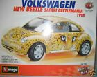 RIBASSO!!!KIT NEW BEETLE SAFARI (1998) SCALA 1:18 BBURAGO ITALY