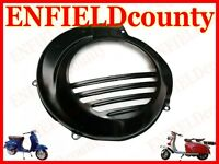 NEW VESPA ENGINE FLY WHEEL MAGNET BLACK COWLING COVER COWL PX PE LML T5 @UK