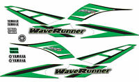 2001 Style Custom Color GREEN YAMAHA GP1200R WAVERUNNER DECAL KIT GP 1200 R