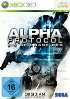 Alpha Protocol für Xbox 360-ein spionage rpg