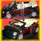 VW New Beetle Cabriolet 2003-05 Alaska grün green metallic 1:18 AUTOart