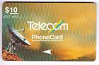 OCEANIE TELECARTE / PHONECARD .. NOUVELLE ZELANDE 10$ GPT 4NZL N°1 N/NOIR