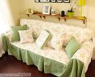 Pastoral Style Fluid Sofa Cloth Sofa Cover Cloth 210CM * 220CM