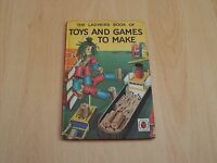 LADYBIRD BOOK   THE LADYBIRD BOOK OF TOYS AND GAMES TO MAKE
