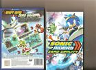 SONIC RIDERS ZERO GRAVITY PLAYSTATION 2 PS2 RACING PS 2