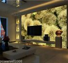 BLT2095 Murals Modern Simple Warm Bedroom TV Background Wallpaper Custom Size