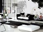 Murals Modern Simple Living Room/Bedroom TV background Wallpaper Custom Size