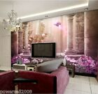 D5 Murals Modern Simple Warm Bedroom TV Background Wallpaper Custom Size