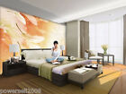 "Murals Modern Simple Warm Bedroom TV background Wallpaper Custom Size""Colorful"""