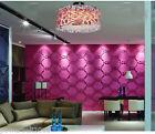 Simplicity Modern Cloth+Iron Diameter 50*Height 21 CM Red Ceiling Light/Lamp