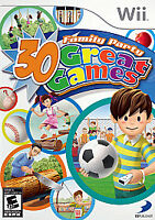 Nintendo Wii  Family Party 30 Great Games Complete