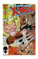 The Uncanny X-Men #213 (Jan 1987, Marvel) Wolverine Vs Sabretooth KEY NM