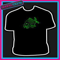 CARP FISH ANGLER FISHING T SHIRT