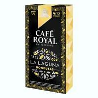 Café Royal La Laguna Espresso Kaffee Röstkaffee NESPRESSO Kompatibel 100 KAPSELN