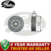 Gates V-Ribbed Belt Tensioner Pulley For Hyundai Kia Mitsubishi Drive Fan T39245