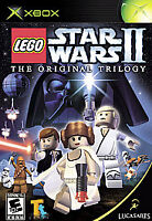 LEGO Star Wars II Original Trilogy, Xbox game, complete, TESTED, GUARANTEED