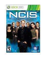 NCIS (Microsoft Xbox 360, 2011) DISC ONLY