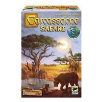 Schmidt Spiele Carcassonne Safari Brettspiel Gesellschaftsspiel 2 bis 6 Spieler