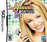 Hannah Montana  (Nintendo DS, 2006)NO MANUAL