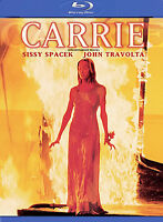 Carrie (Blu-ray Disc, 2008, Canadian)NEW