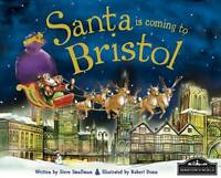 Santa Is coming to Bristol, Steve Smallman | Used Book, Fast Delivery