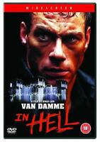 In Hell, Jean-Claude Van Damme DVD New & Sealed 	5035822489431