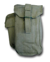 1958 PATTERN RIGHT AMMO POUCH, FOR 58 WEBBING, GRADE 1 Battle look