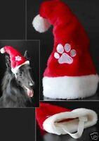 Fasching Karneval Mütze Fun Weihnachtsmütze Hund Katze