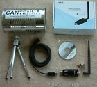 CANTENNA KIT+TRIPOD USB WIRELESS WIFI ANTENNA 802.11b/g 2.4 GHz Alfa Realtek