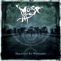 MOSE 2008 Halfway To Nowhere CD Sludge Doom Electric Wizard Heavy Lord