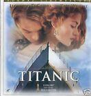 TITANIC WS VF THX PAL LASERDISC Leonardo DiCaprio, Kate Winslet, Billy Zane
