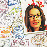 NANA MOUSKOURI - CD - PASSPORT  ( Philips )