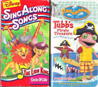 Disney's Sing Along Songs;The Lion King & Rubadubbers