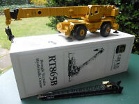 NZG GROVE RT 865 b GRUE AUTOMOTRICE 4X4 REF 394 MINT IN BOX