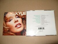Kylie Minogue Ultimate Kylie (2 CD 2004) 2 cd cds are  Ex Condition