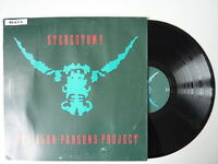 """Stereotomy The Alan Parsons Project Vinyl 12"""" LP B424"""