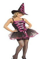 SEXY WITCHES FANCY DRESS SIZE 6-8