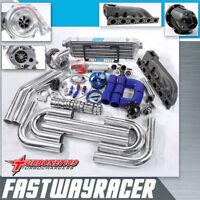BMW 323IS 325IS 328IS E36 E46 M50 T04E T3 T3/T4 Turbo Kit W/ Turbonetics Turbo
