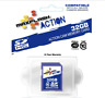 32G Action High Speed Class 10 SD HC Card 32 Gig for GoPro Hero HD2 Hero2 HD 2