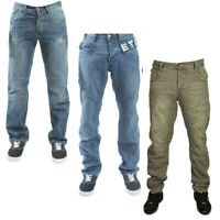 NEW MENS LATEST ETO ARRIVALS EM227 DESIGNER LIGHT STONEWASH JEANS SIZES 28-42