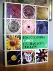 ENCICLOPEDIA DEL RAGAZZO ITALIANO Vol. 5 LABOR 1971