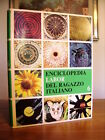 ENCICLOPEDIA DEL RAGAZZO ITALIANO Vol. 6 LABOR 1974