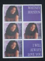 WHITNEY HOUSTON   - 90's sheet music- I WILL ALWAYS LOVE YOU