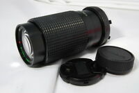 Tokina 80-210mm f4.5 Zoom RMC MD Lens zoom