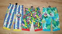 GIRL/BOY CROPT/CROPPED TROUSERS PLAY/BEACH/SURF SUMMER, 6-12 MONTHS,1,2,3 YEARS