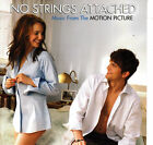 No Strings Attached-2011-Original Movie Soundtrack- CD