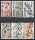 1953 FRANCIA USATO OLIMPIADI DI HELSINKI - FR105