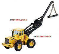 JOAL 165 Volvo L70 Wheel Loader With Handling Arm 1/50 Scale New & Boxed